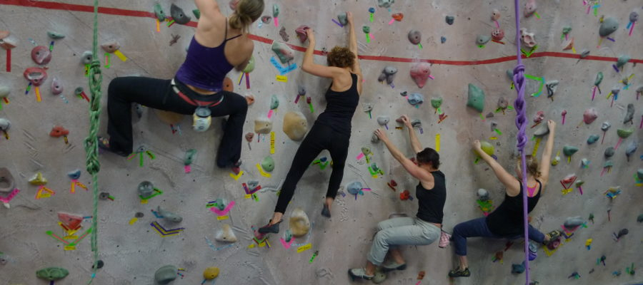 Telluride Climbing Gym Skill Building Courses