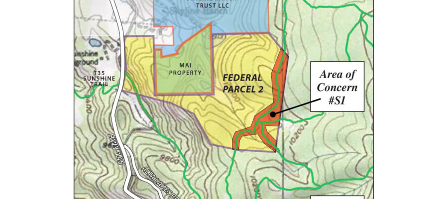 Proposed Wilson Peak Land Exchange could Affect Biking Trails