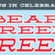 """You're Invited! """"Bear Creek Freed!"""" Party"""