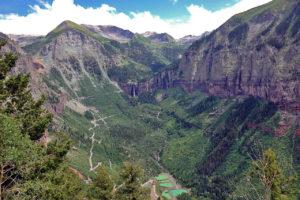Bridal Veil Road/Black Bear Pass September Closure