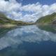 Hike Blue Lake to Lewis Mine