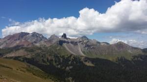 Cross Mountain Pass Trail