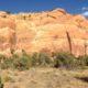 Fall Climbing in Paradox, Colorado