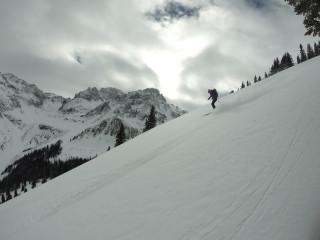 Winter Backcountry Skiing