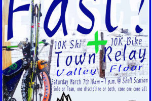 Valley Floor Nordic & Fat Bike Relay Race