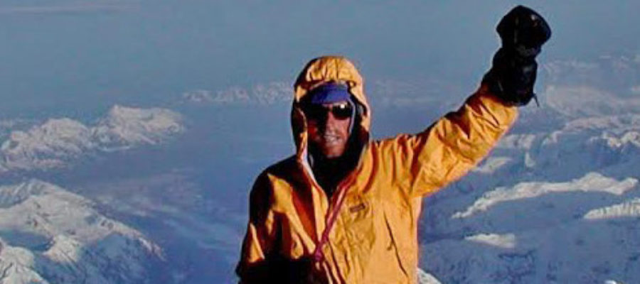 """Peter """"PI"""" Inglis, Our Friend & Companion in the Mountains"""