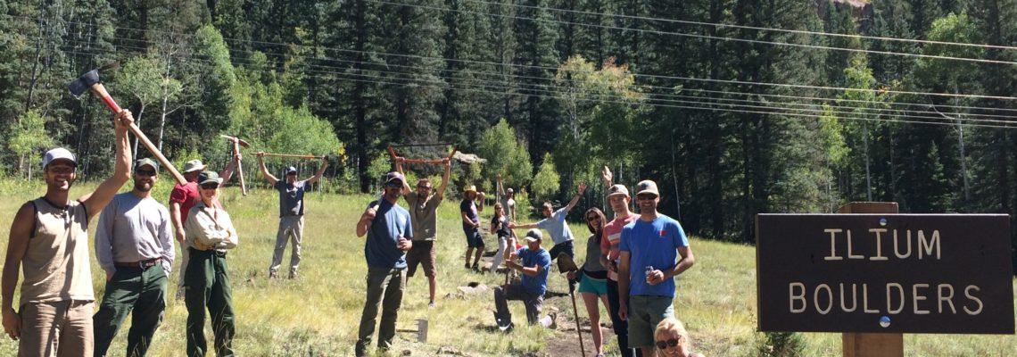 Telluride Trail Work Days