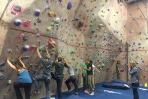 Climbing Gym Skill Building Course – Climbing Knots & Belay Escape