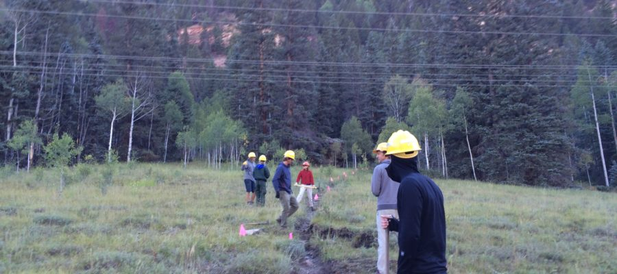 IdaradoLegacy Trail Work Day