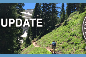 Trails Update: 8/1/16