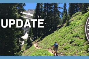 Trails Update: 8/16/16