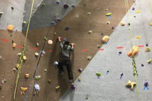 2017-2018 Adult Climbing Gym