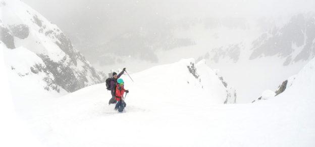 Telluride Backcountry Skiing