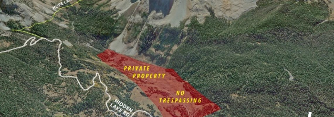 Parking Regulations, Trailheads & Private Property Issues