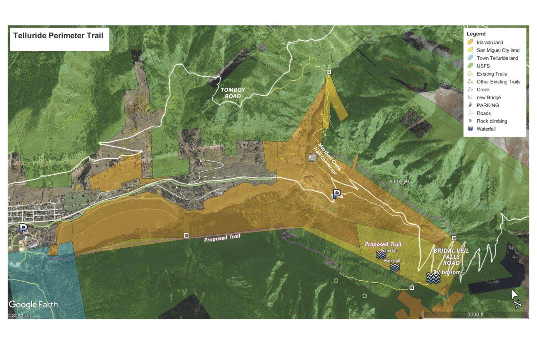 TMtC Trail Proposals Ranking Feedback - Telluride Mountain Club