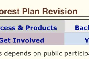GMUG Forest Plan Revision
