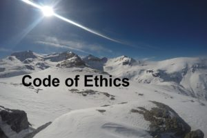 Backcountry Code of Ethics Feedback