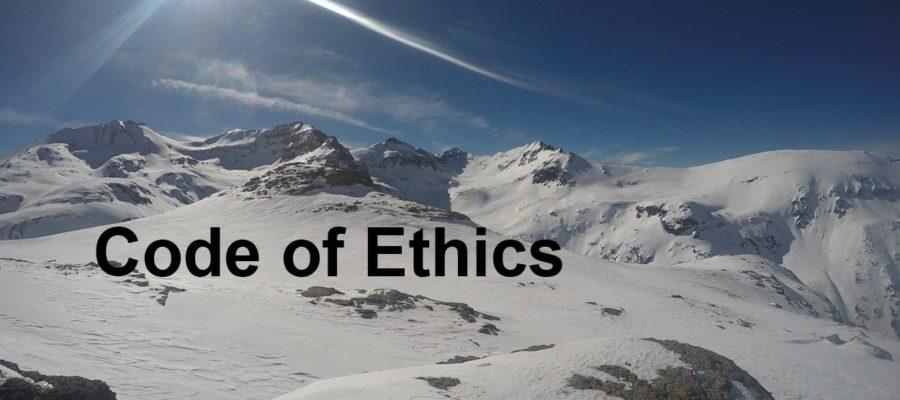 Backcountry Code of Ethics Feedback